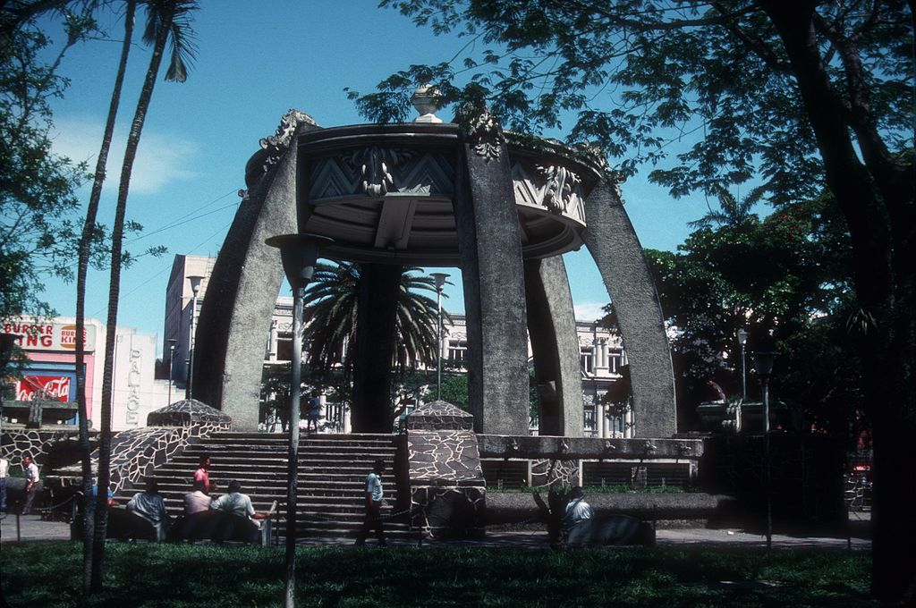 Central Square, San Jose, Costa Rica